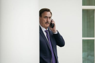 MyPillow CEO Mike Lindell is banned from Twitter