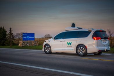 """Rolling out driverless automobiles is """"extraordinary grind"""" says Waymo boss"""