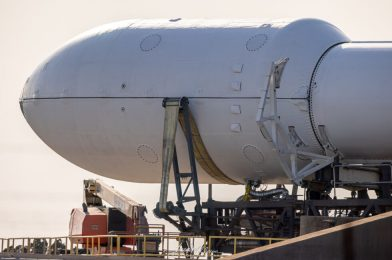 SpaceX scrubs first try to launch 143 satellites [Updated]