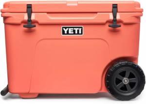 YETI Tundra Haul Wheeled Cooler: Enjoyable within the Solar