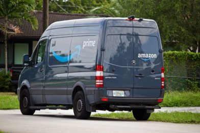 Amazon admits its drivers generally must pee in bottles
