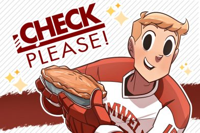 Examine, Please is the feel-good queer hockey / baking comedian you didn't know you wanted