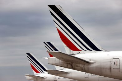 French lawmakers vote to ban some home flights to scale back carbon emissions