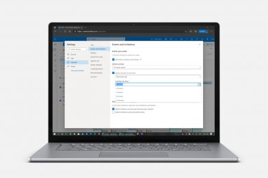 Microsoft Outlook now enables you to finish all conferences early to offer your mind a relaxation