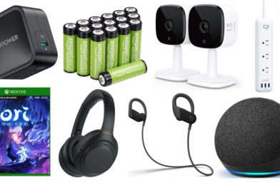 Right this moment's finest offers: Numerous video video games, rechargeable batteries, and extra